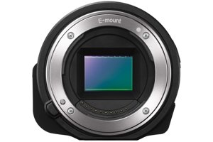 Interchangeable Lens Style Camera