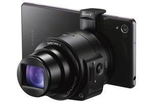 Lens Style Camera