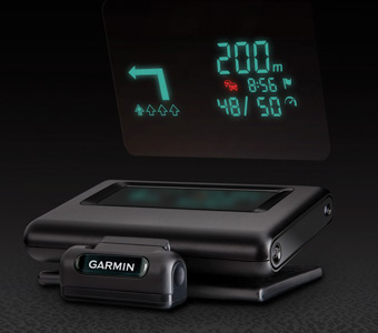garmin head up display hud dashboard mounted. Black Bedroom Furniture Sets. Home Design Ideas