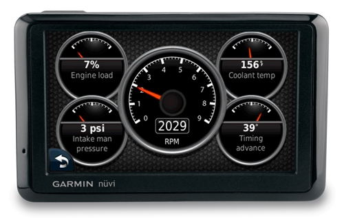 Amazon.com: Garmin ecoRoute HD Vehicle Diagnostics ...