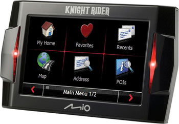 The K I T T Indicator Led Display Moves In Sync With The Anamorphic Equalizer For An Authentic Knight Rider Light Show