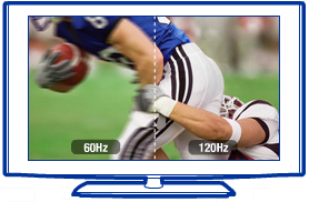 samsung ln52a650 52 inch 1080p 120 hz lcd hdtv with red touch of color 2008 model. Black Bedroom Furniture Sets. Home Design Ideas