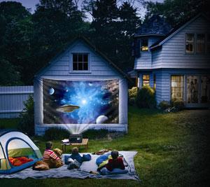 backyard lifestyle