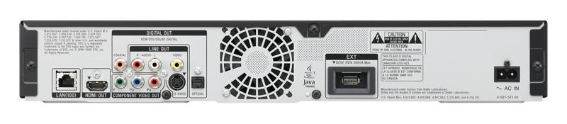 Amazon.com: Sony BDP-S560 1080p Blu-ray Disc Player (2009