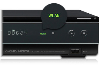 Driver for Sony BDP-S560 Blu-ray Player