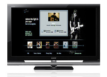 Televisions & Video Blu-ray Players & Recorders 2009 Model Sony ...