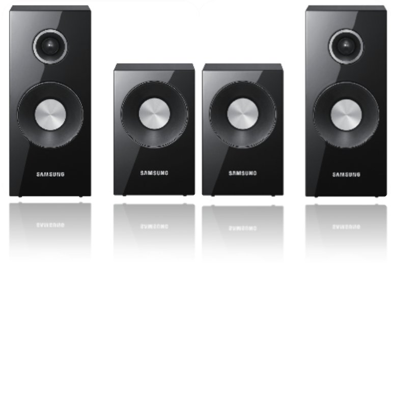 Amazon.com: Samsung HT-C5500 Blu-ray Home Theater System (Old ...