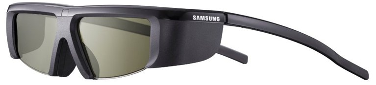 Amazon.com  Samsung SSG-2100AB Battery 3-D Glasses - Black ... 948bce65b45b4