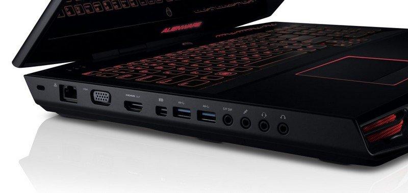 dell alienware m17x 17inch notebook i73630qm 8gb