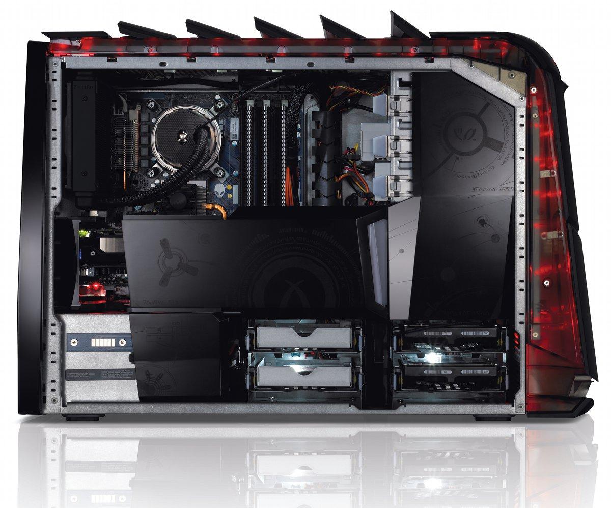 Dell Alienware Aurora R4 Desktop (i7-3820 Quad Core, 16GB ...