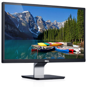 "Dell S2240M 21.5"" Monitor with LED Panel Details and ultrawide angle: Vivid by design."