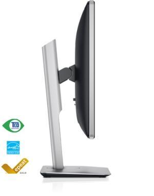Dell 24 Monitor | P2414H: A visually brilliant boost to your productivity.