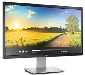 Dell 24 Monitor | P2414H: A visually brilliant boost to your productivity.