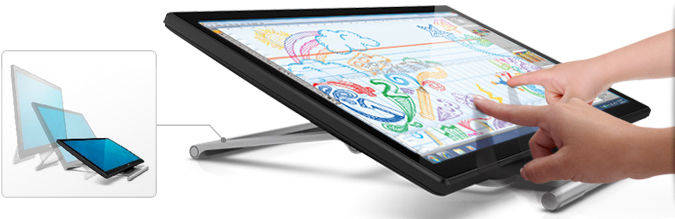 Amazon.com: Dell S2240T 21.5-Inch Touch Screen LED-lit Monitor