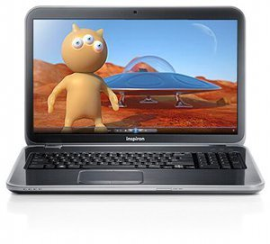 Dell Inspiron 17R Laptop (with SWITCH): Music, videos, photos and more.