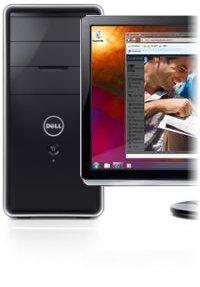 Dell Inspiron 660 Desktop: Share, maximize, dominate.