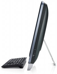 Dell Inspiron One 2320 All-in-One: Slim and sleek with tons of personality.