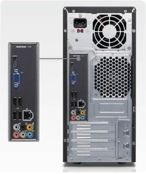 Dell I570 7778bk Inspiron Desktop Titanicimports Com