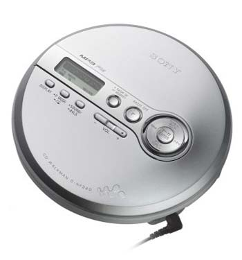 amazon com sony d nf340 cd walkman mp3 player w fm tuner home rh amazon com Sony Walkman 2015 Sony Cassette Walkman