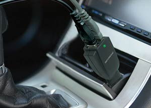 Scoche reVIVE USB car charger