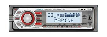 amazon com sony cdxm30 marine cd mp3 receiver discontinued by rh amazon com Sony Car CD Player Wiring-Diagram Sony Stereo Wiring Colors