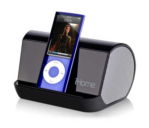 Amazon.com: iHome iHM9 Portable Stereo System for iPod ...