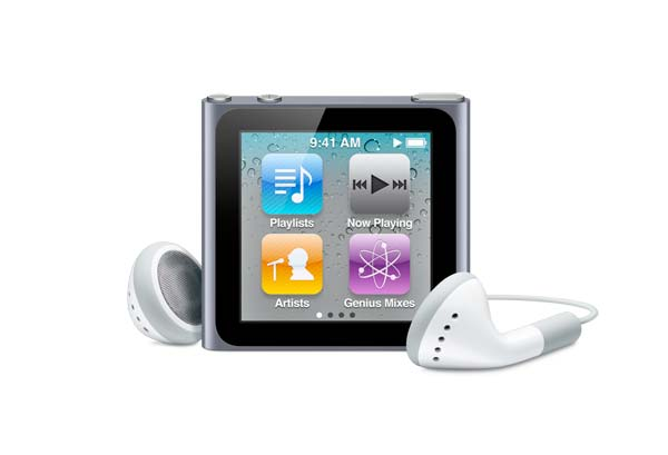 amazon com apple ipod nano 8 gb graphite 6th generation rh amazon com iPod Mini 1st Generation iPod Mini 1st Generation