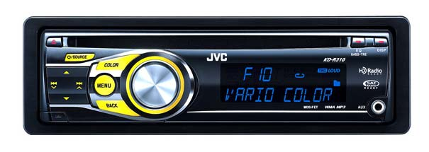 B0030JA0P8 1 amazon com jvc kd r310 in dash cd receiver w front aux input jvc kd-r310 wiring harness at honlapkeszites.co