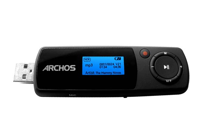 Archos USB Drivers for Mac Download