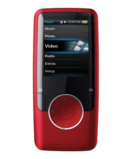 amazon com coby mp620 4 gb video mp3 player with fm radio red rh amazon com Coby MP620 8G Manual Coby MP301 -4G Manual
