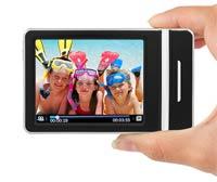 Ematic E4 Video MP3 Player Screen