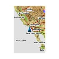 GPSMAP 78 Map