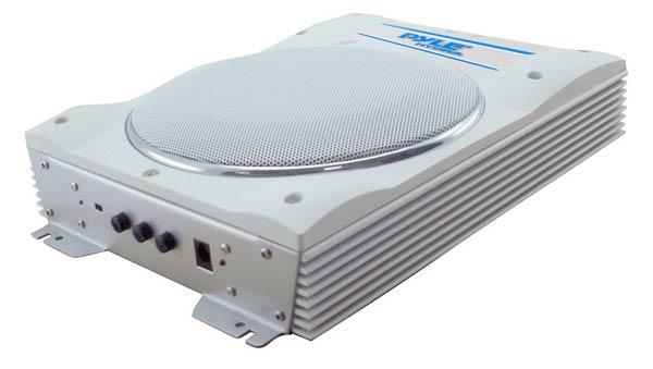 Dayton Audio NS210-Neodymium Low-Profile DVC Subwoofer