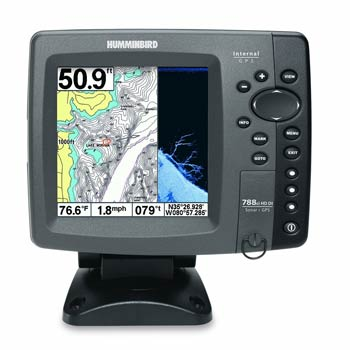 Amazon.com: Humminbird 408130-1 788ci HD DI Combo Fishfinder/GPS (Discontinued by Manufacturer)