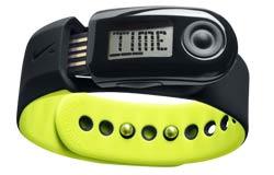 Nike+ SportBand--removing Nike+ link