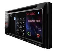 Amazon.com: Pioneer AVH-P3300BT 5.8-Inch DVD AV Bluetooth