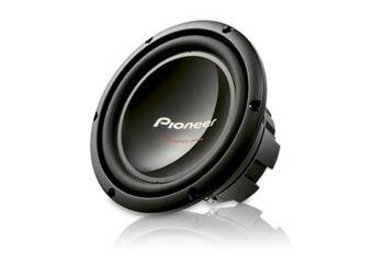 pioneer speakers subwoofer. pioneer ts-w259s4 subwoofer speakers