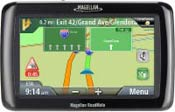 RoadMate 2045T-LM Touchscreen