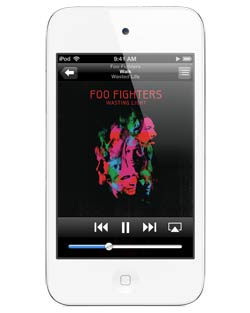 iPod touch Music