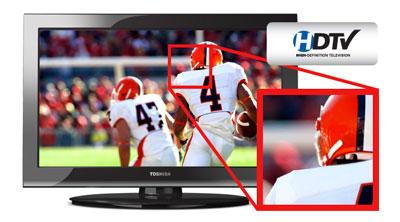 HDTV Reference Image
