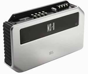 Jbl Ms 8 Ms Series Digital Processor Car Electronics