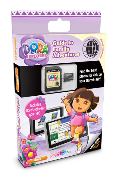 Spot It Out Nickelodeon Dora the Explorer's Guide to Family Adventures