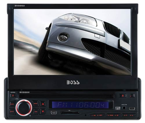 [DIAGRAM_09CH]  Amazon.com: BOSS Audio Systems BV9962 Audio CD DVD Receiver - Discontinued  by Manufacturer: Car Electronics | Boss Bv9962 Car Stereo Wiring Harness |  | Amazon.com