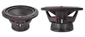 Rockford Fosgate P1S4-10 Side Views