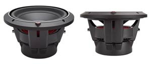 Rockford Fosgate P3D4-10 Side Views