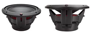 Rockford Fosgate P2D4-12 Side Views