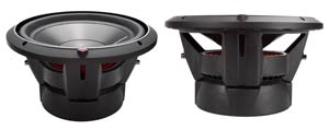 Rockford Fosgate P3D4-15 Side Views