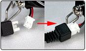 Directly plug into USB port