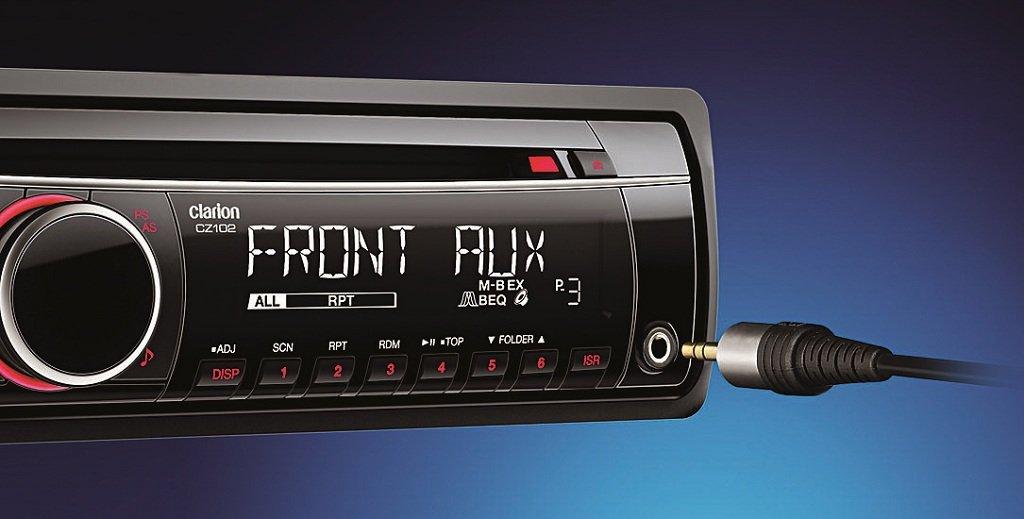 amazon com clarion cz102 cd mp3 wma receiver car electronics Clarion Cz102 Wiring Harness Clarion Cz102 Wiring Harness #21 clarion cz102 wiring harness