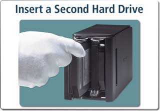 Add Terabytes